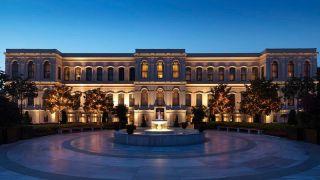 تور استانبول از مشهد هتل فور سیزن بسفروس