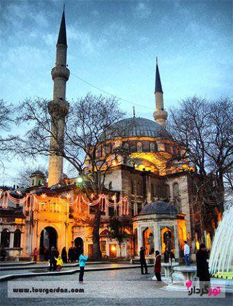 مسجد ایوب سلطان