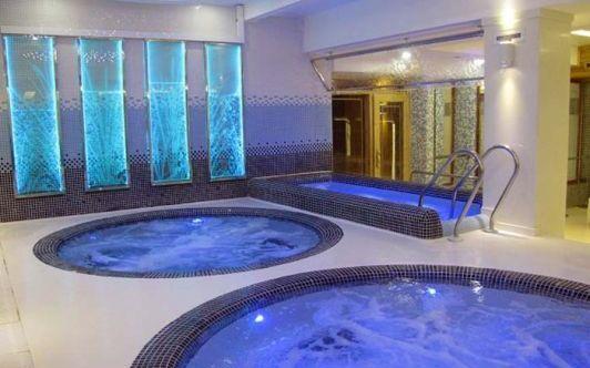 تور مشهد هتل ایران از تهران