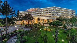 رزرو هتل 5 ستاره پارک حیات مشهد