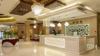 اقامت در هتل رفاه مشهد