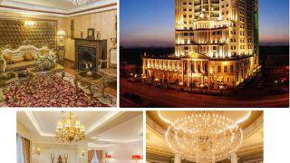 هتل قصر طلایی مشهد هتلی نافذ در مشهد