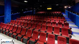 با ۵ تا از بهترین سینماهای مشهد آشنا شوید