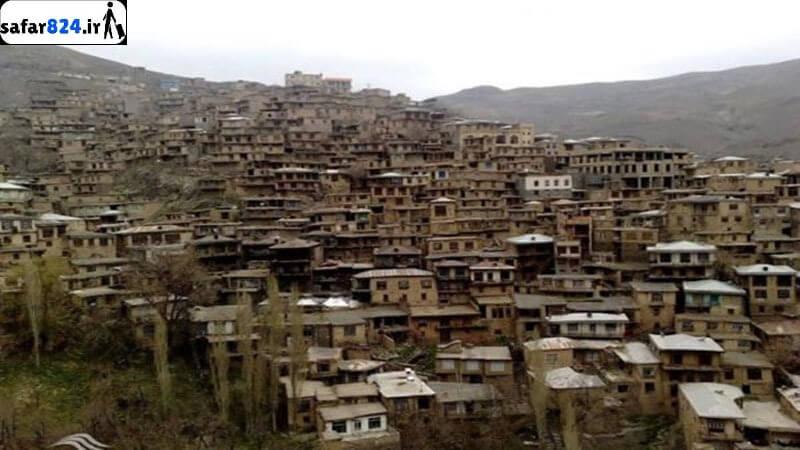 روستای ابرده