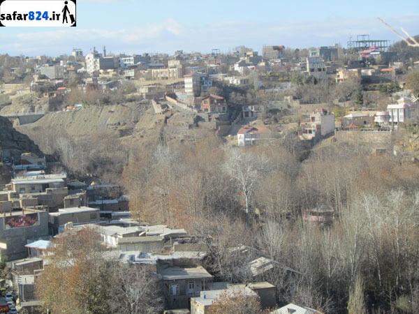 روستای خادر شاندیز