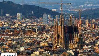جاذبه های گردشگری و معماری بارسلونا