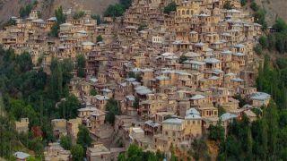 روستای کنگ روستایی تاریخی در طرقبه