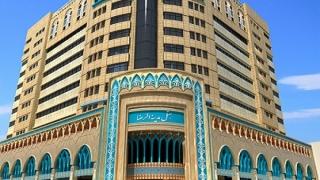هتل 5ستاره مدینه الرضا مشهد