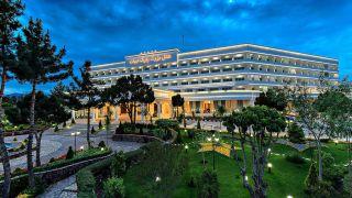 هتل 5 ستاره پارک حیات مشهد