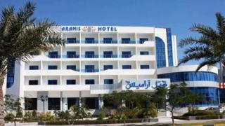 هتل 4 ستاره آرامیس کیش