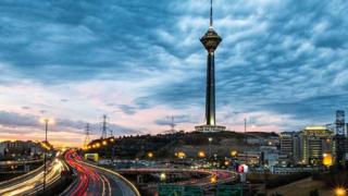 جاذبه های تهران