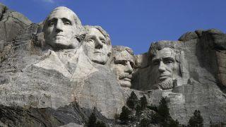 یادبود ملی کوه راشمور ، آمریکا