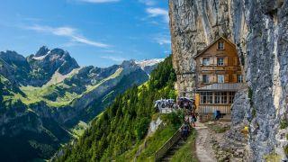 همانخانه کوهستانی Aescher Wildkirchli
