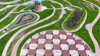 بوستان ، مکانی دنج برای تفریح مسافران