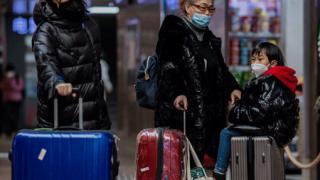 تاثیر کرونا بر صنعت گردشگری چین