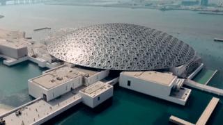 افتتاح شعبه موزه گوگنهایم و لوور در ابوظبی