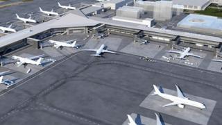 ترمینال های فرودگاه مهرآباد